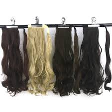 Show Pony Hair Extensions by Popular Fake Hair Extensions Buy Cheap Fake Hair Extensions Lots