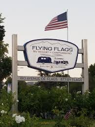 Flying Flags Rv Park Glamping Is Better Than Camping We Glamped In Buellton And Liked It