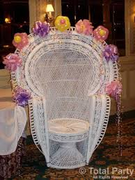 bridal shower chair portfolio bridal showers total party llc