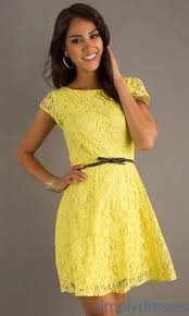 short casual yellow dress at simplydresses com love this for a