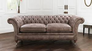 Chesterfield Tufted Leather Sofa Sofa Pink Leather Sofa Chesterfield Sofa Tufted Leather