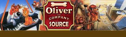 oliver u0026 company characters