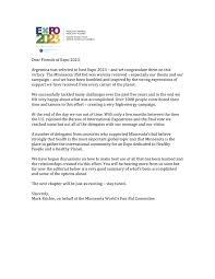 support ran bureau 11 15 17 expo2023 letter announcing loss of s fair bid