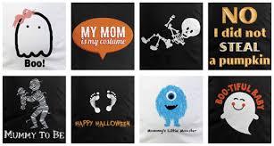 halloween maternity t shirts shesaved