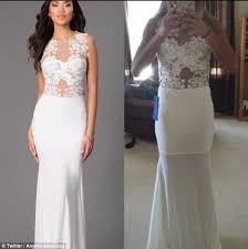 Ball Dresses Prom Dresses Ordered Online Look Horrible In Real Life Daily