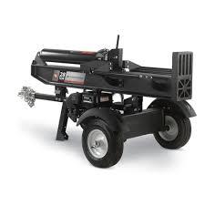 black friday log splitter 28 ton hydraulic log splitter wood splitter dr power equipment