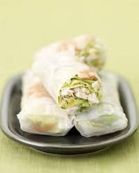 cuisiner pour une personne loempia ou rouleaux de printemps recette rouleaux recette