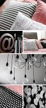 the bedroom s mini makeover making it lovely coral and gray bedroom with black and white details making it lovely