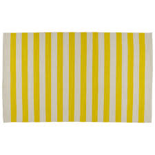 Kid Area Rug Shop Big Band Striped Area Rug Yellow Our Big Band Striped