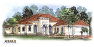 2 mediterranean floor plans one story house nice design ideas