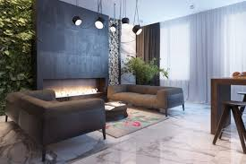Modern Decoration Ideas For Living Room by Interior Design Close To Nature Rich Wood Themes And Indoor