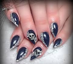 15 amazing 3d halloween themed nail art designs ideas u0026 trends