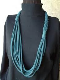 shirt necklace tutorial images 323 best necklace t shirt images scarfs fabric jpg