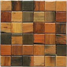 natural wood mosaic tile rustic wood wall tiles nwmt016 kitchen