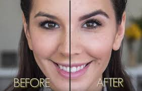 How To Make Eyebrows Grow Back Fast How To Use Eyebrow Stencils Tutorial Easy Video Instructions