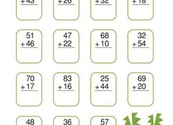 2nd grade math worksheets u0026 free printables education com