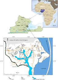 World Map Lagos by Groundwater Quality And Identification Of Hydrogeochemical