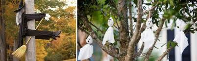 Cute Outdoor Halloween Decorations by 125 Cool Outdoor Halloween Decorating Ideas Digsdigs