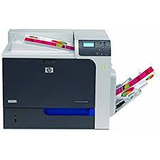 amazon com hp cc490a color laser jet enterprise printer black