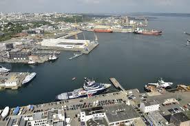 chambre de commerce brest port de brest ccim bretagne ouest port de