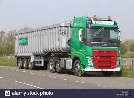 volvo truck pictures a day aggregates articulated bulk carrier volvo truck stock photo