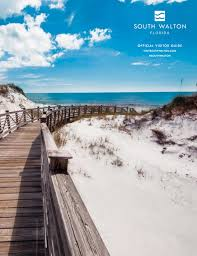 South Walton Florida Map by Visitor Guide Visit South Walton