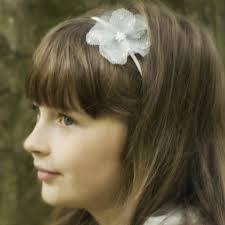 flower girl hair ellie beaded flower girl hair clip flower girl hair accessory