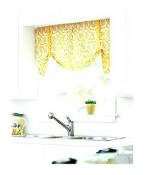 kitchen curtains yellow yellow gingham curtains gingham curtains yellow tadpoles yellow
