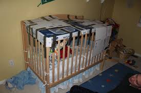Used Crib Mattress Store Bought Crib Tent Or You Could Go With This Hawkcat