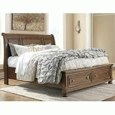 ashley storage bed flynnter sleigh storage bed bernie phyl s furniture by
