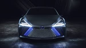lexus christmas lexus ls concept previews the brand u0027s autonomous future achieves