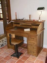 meuble bureau ancien rénovation d un bureau à cylindre 1920 de famille atelier de l