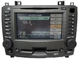 2005 cadillac srx navigation system cadillac cts navigation ebay