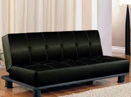 futon awesome leather futon fabulous leather bed frame bewitch