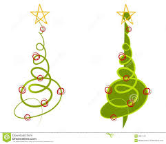 retro christmas tree clipart clipartxtras