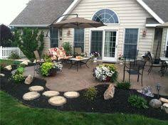 Backyard Patio Design Would Be An Awesome Back Yard Mike You Need A Bbq With Loads Of