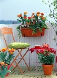 apartment patio garden ideas photograph spring inspiration