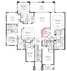 medallion floorplan 2743 sq ft lely resort 55places com