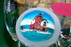 painted ornaments hgtv