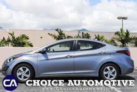 2014 hyundai elantra sedan se automatic 2014 used hyundai elantra 4dr sedan automatic se at choice