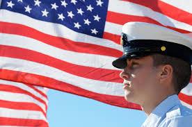 Fallen Officer Flag Honor The Fallen This Memorial Day Coast Guard Compass