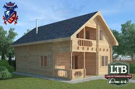 2 bedroom log cabin 2 bedroom residential type log cabin richmond range 6m x 9m ric040
