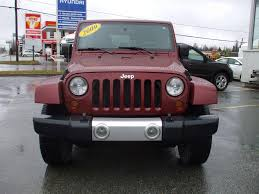 wrangler jeep 2009 used 2009 jeep wrangler unlimited sahara 4 portes to sale for 21