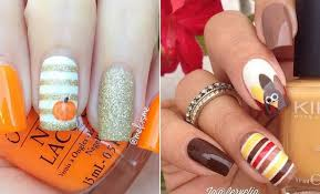 21 thanksgiving nail ideas stayglam