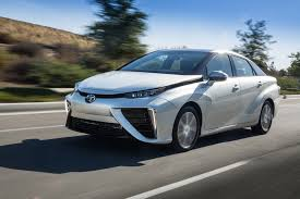 toyota now toyota mirai order books now open
