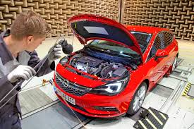 opel astra sedan 2015 the sound of a quantum leap the new opel astra in the acoustic lab