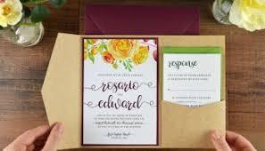 pocket invites do i need envelopes for my wedding invitations cards
