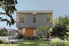 steel house plans corrugated steel house with warm wood details throughout