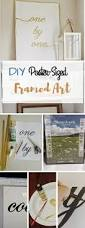 10 brilliant home decor diy ideas for 10 or less poster sizes