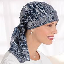 pre chemo cotton head scarves cancer patient head scarves chemo scarf